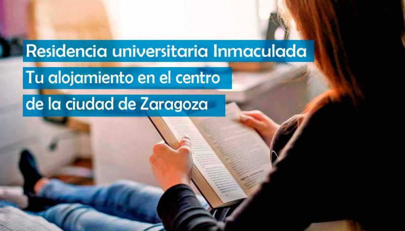 Residencia universitaria Zaragoza para tu comodidad