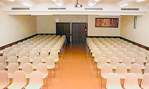 Sala de actos de la Residencia universitaria de Zaragoza, Inmaculada