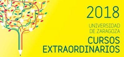 Cursos extraordinarios 2018 UNIZAR