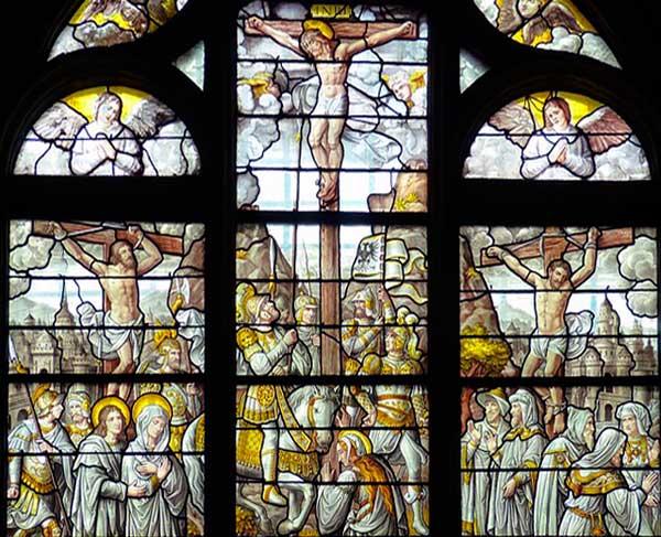 En Semana Santa acompañamos a Jesús