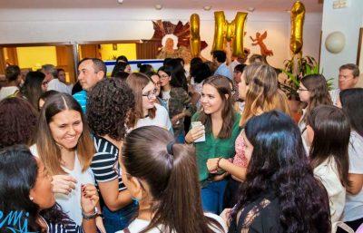 Inmaculara Zaragoza es una residencia moderna y activa