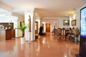 residencia universitaria de Zaragoza Inmaculada